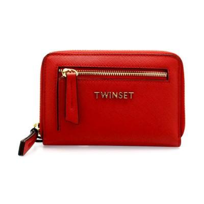 Mini portafoglio rosso da...