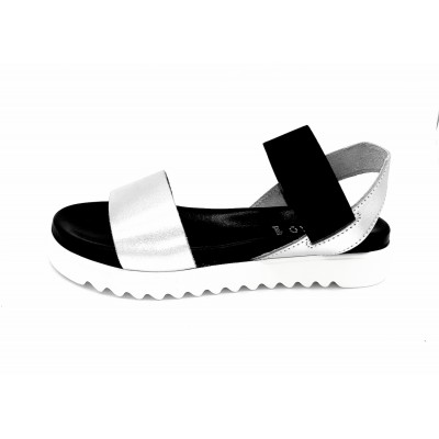 Sandalo Fusbet con fascia...