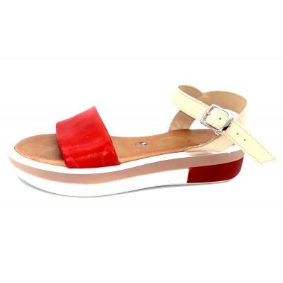 Sandalo Fussbet Bicolor -...