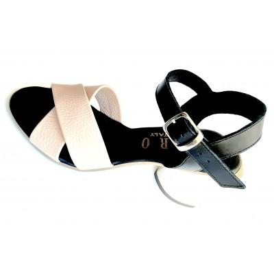 Sandalo con Tacco e Doppia...